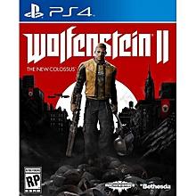 PS4 Game Wolfenstein II