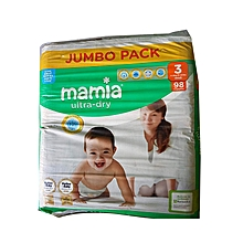 Mamia Dry Diapers
