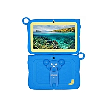 "K88 Kids Tablet - 7"" - 1GB RAM - 8GB - Android - Wi-Fi - Blue"