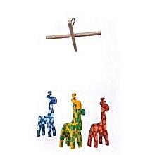 Giraffe Mobile - Multicolor