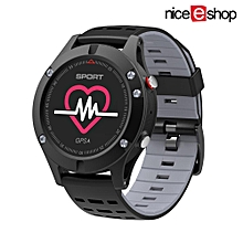 F5 GPS Smart watch Altimeter Barometer Thermometer Bluetooth 4.2 Smartwatch Wearable devices for iOS Android WWD