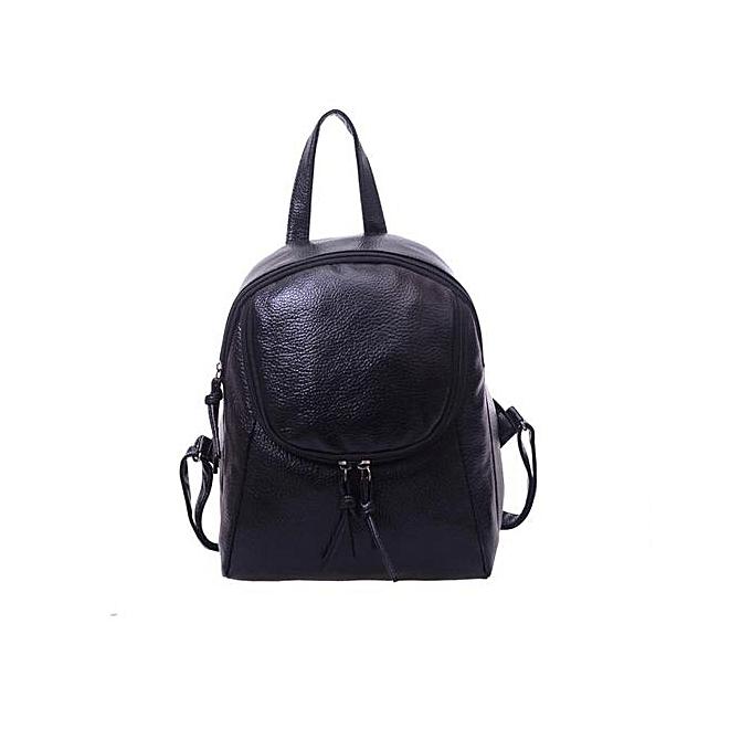 dccbbcd7cd3a Xingbiaocao Leather Shoulder Bag Female Korean Tide Pu Casual Mini Backpack
