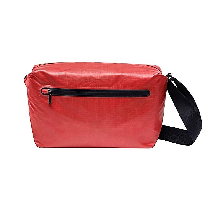 263319b99b84 ... Xiaomi 90FUN Urban Style Postman Messenger Bag Men Women Waterproof  Casual Crossbody Pouch ...