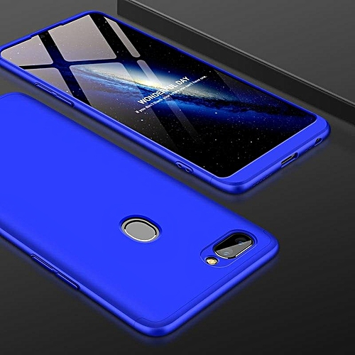 size 40 1e7df ae584 Flyfeng 360 Full Protection Case For OPPO Realme 2 Case Matte Hard PC 3 In  1 Back Cover Cases For Realme 2 India Version Couqes