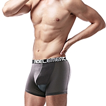 Health Care Separated Moisture-proof U Convex Modal Boxer Briefs for Men