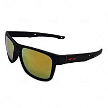 c7d5c5c7de Crossrange Smoke Prizm Mirror Sunglasses OO9361-1257 - Black Frame Fire Lens