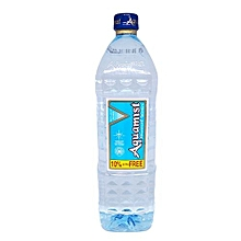 Mineral Water - 1.1 Litres