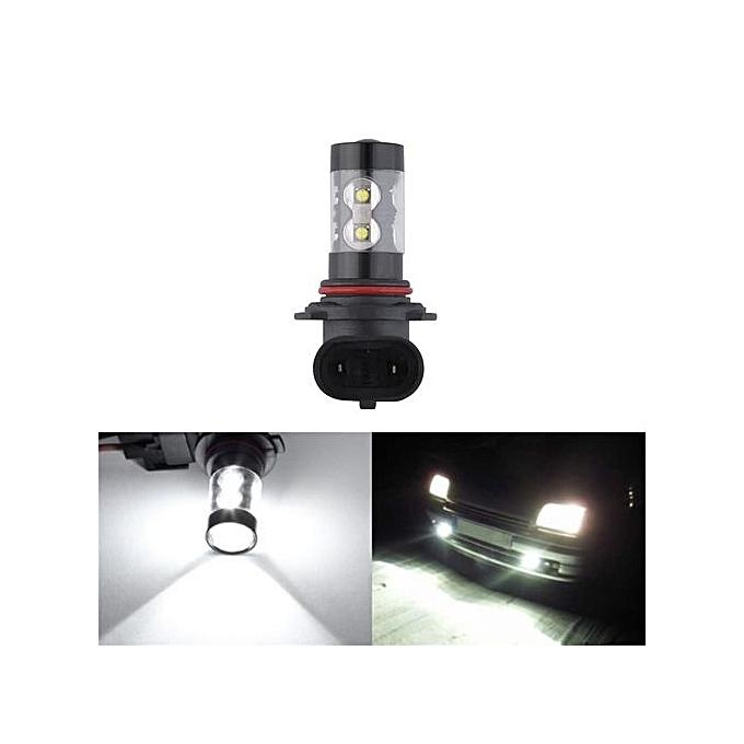 1X 9006 HB4 9006XS White 60W LED High Power 6000K Fog Driving Lights Bulb