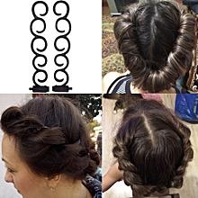 French Hair Braiding Tool Hair Twist Braider Hair Edge Twist Curler Hair Styling Tool
