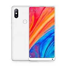 Mix 2s 5.99-Inch IPS LCD (6GB, 64GB ROM) Android 8.0 Oreo, 12MP + 12MP Dual SIM LTE Smartphone - White