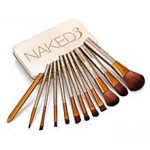 Urban Decay Naked 3 make up brushes