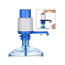 Drinking Water Hand Press Pump for Bottled Water Dispenser Camping Drinking Spigot suitable Home office school outdoor