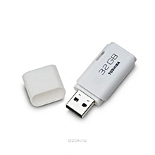 Flash Disk - 32GB - White.