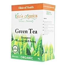 Green Tea Bags - 50g