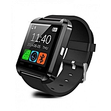 "U8 1.48"" Smart Watch - Black"
