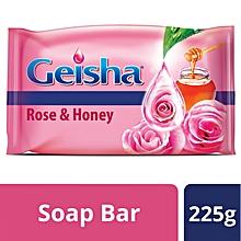 Rose & Honey Soap 225g