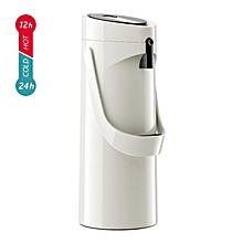Tefal Ponza Pump Vacuum Jug 1.9L White
