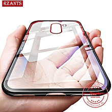 Rzants For Xiaomi PocoPhone F1 Case【1.0MM Touch】Hybrid Protective Clear Soft Back Phone Casing