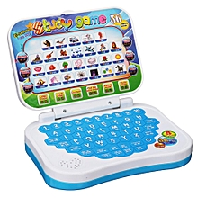 Baby Kid Toddler Educational Learning Study Toy Laptop Computer Game
