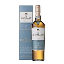15 Years Fine Oak Single Malt whisky - 750ml