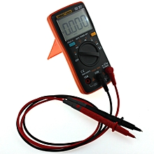 Bacbity ANENG AN8002 Pocket Mini Portable Auto Ranging Digital Multimeter Tester