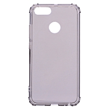 Simple Style TPU Hockproof Protective Cover Case for Xiaomi Mi 5X (Grey)