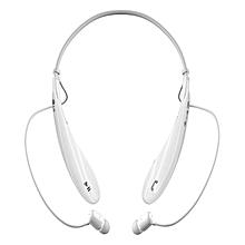 HBS -730 Tone + Bluetooth Stereo Headset - White