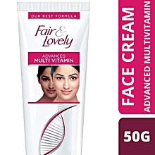 Multi-vitamin Face Cream - 50g