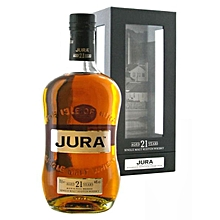 21 Years Single Malt whisky - 750ml