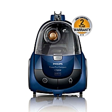 FC8471/61 - PowerPro Compact Bagless vacuum cleaner - Blue