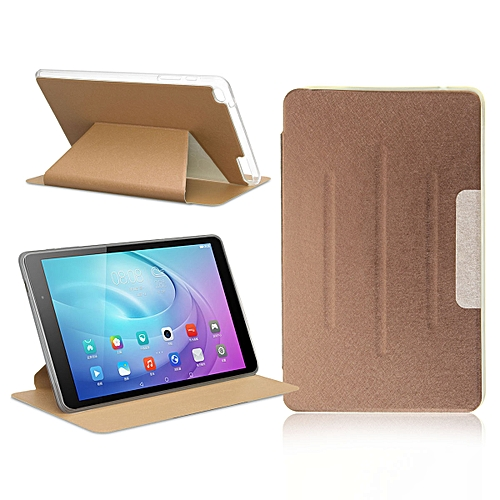 best website a5d87 0c269 Elegant Leather Protection Case With Stand Feature For Huawei MediaPad T1 10