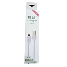 USB Charger Cable Charging  Android-White.