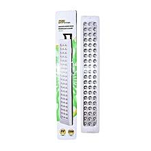 DP Light 60 LED Rechargable Emergency Lamp - 3200mAh - White .
