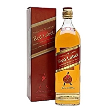 Whisky Red Label - 750ml