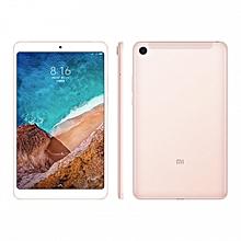 Xiaomi Mi Pad 4 Tablet PC 8.0 inch MIUI 9 Qualcomm Snapdragon 660 Octa Core 3GB RAM 32GB eMMC ROM 5.0MP + 13.0MP Front Rear Cameras Dual WiFi-GOLD