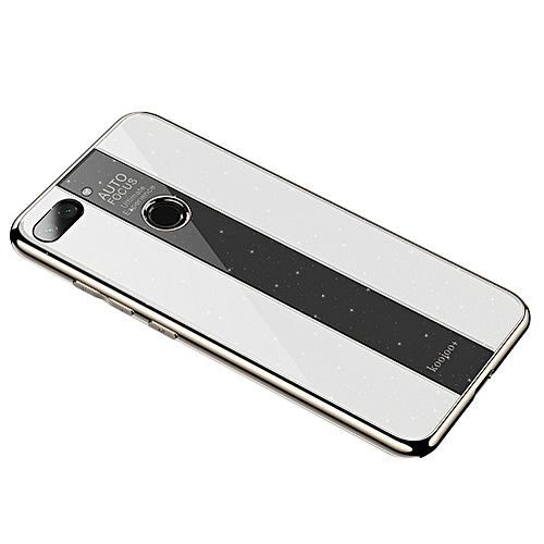Xiaomi Mi 8 Lite Case,Glitter Dual Layer Slim Hybrid Soft TPU Anti-Scratch  Shockproof Cover for Xiaomi Mi 8 Lite/Xiaomi Mi 8 Youth (Mi 8X) 6 26