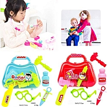 Henoesty Kids Baby Doctor Medical Play Carry Set Case Education Role Play Toy Kit Gift