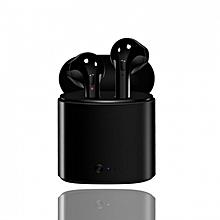 Earpods Double Ear Bluetooth V4.0 Earphone With Battery Box Portable Wireless Earbuds Headset