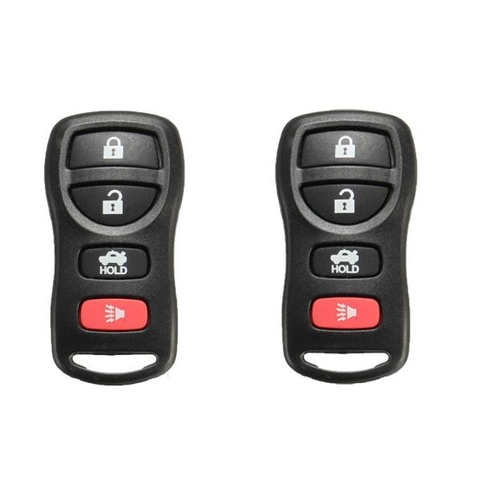generic guoaivo 2 replacement keyless entry remote key fobgeneric guoaivo 2 replacement keyless entry remote key fob transmitter clicker beeper alarm blackblack