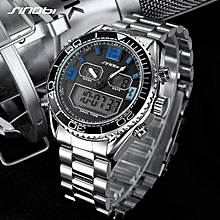 Quartz Watch - Silver