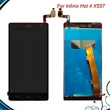 LCD Display+Touch Screen Replacement parts For Infinix x557 + Repair Tools