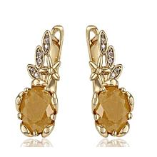 Gold Coated  Earring hoops