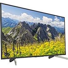 """55X7500F-  55"""" - 4K Android Ultra HD HDR Smart TV  - Black"""