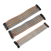 120Pcs 30cm Male To Female Male To Male Female To Female Jumper Cable DuPont Line For Arduino