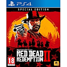 PS4 Game Red Dead Redemption 2 Special Edition