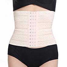 L/XL/XXL Waist Diet Body Slim Shaper Postpartum Recovery Corset Belt Support