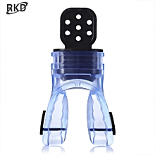 Silicone Mouthpiece For Snorkeling Diving Equipment - Blue