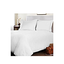Duvet - 6x6 - King Size - White-One Piece