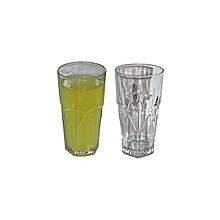 """Drinking Glasses 5.5"""" (Set of 6) - Clear ."""
