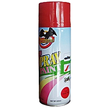 Spray Paint Red - 450ml